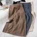 natural ニットスカート c2362