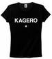 【LADY'S】ZERO Tシャツ BLACK