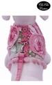 犬用品 Cha-Cha Couture チャチャクチュール Blossom Harness Vest リバーシブルハーネスベスト