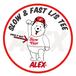 """ SLOW & FAST (Mountain Cruising) "" L/S TEE"