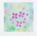 Mariko Hirai フォトdeアート*シャボン玉アートパステル原画 【本物はあなたの心の中にある】
