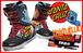 【thirty two】thirty two×SANTA CRUZ スノーボード ブーツ