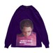 Paint L/S Tee (Purple)