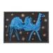 アート*Sugarbooシュガーブーデザイン*アーティスト:レベッカ・プイグ*CAMEL IN THE STARS-GREY WOOD*本州送料無料