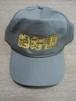 絶好調 刺繍cap GREY
