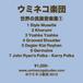民族音楽集1 (サイン入り・送料込)