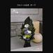 ベーシックな花姿。お仏壇を選びません。フルリール仏花~オーブ~