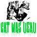 CAT WAS DEAD フォント2 グリーン