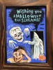 Wishing you a Halloween that screams