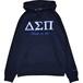 Standards Hooded Sweatshirt (Navy)