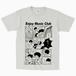 EMCのラップ道マンガ Tシャツ