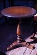 飛騨産業   ラウンドサイドテーブル