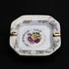 昭和レトロ 陶器灰皿 アッシュトレイ(548)