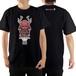 Tシャツ(真田幸村) カラー:ブラック
