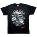 【SAKE Tシャツ】SAKE TASTE / ブラック