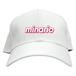 minario / SUMMER SEASON LOGO CAP WHITE