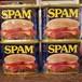 SPAM スパム缶 BANK