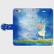 iPhone6/6s リナリア手帳型スマホケース