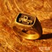 "Model ""A"" Ring / Brass"