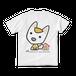 <白Tシャツ 両面>無音なな