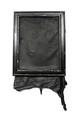 圧倒的な存在感を放つレザーアート【T.A.S / ティーエーエス 】Antique frame leather picture アンティークフレームレザーピクチャ(Large)