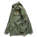 1970's [U.S.ARMY] コットンサテン ファティーグシャツ 実寸(M位) アメリカ陸軍 実物