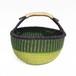ガーナの丸かご Ghanian Round Basket