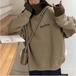【お取り寄せ商品】ドッキングタートルトレーナー 8495