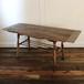 古材を使ったローテーブル *リメイク品