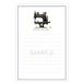 ポストカード:Toy sewing machine (MF-014)