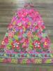 ビンテージ 花柄 サイケデリック ワンピース レトロ 70s OLD