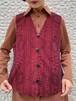 (TOYO) design vest