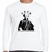 サン・ジェルマン伯爵 フランス オカルト 歴史人物ロングTシャツ118