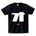 minario / オ(o) LOGO T-SHIRT BLACK