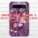 #016-024 モバイルバッテリー おすすめ iPhone Android おしゃれ メンズ ロック スマホ 充電器 タイトル:メデューサ 作:nero