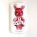 LALA puppenhaus iPhone case -pink-