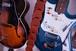 folklore -Secular change- / Amber 【ウロコのようなギターストラップ 】