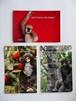 C:あみぐるみポストカードセット(猿A)