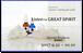期間限定コラボ商品 セットA【Listen to GREAT SPIRIT ~ いのちの声を聴き、目覚めよう!】