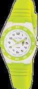 [キッズ腕時計]ライト搭載 10気圧防水 グリーン CAC-75-M12