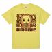 アマビエTシャツH(オーバーサイズあり)