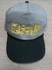 絶好調 刺繍cap GREY/BLACK