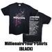 Millionare Tour T-Shirts[BLACK]