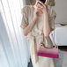 【dress】エレガント気質満点ラウンドネックデートワンピース2色おしゃれ M-0445
