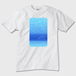 アトリエ グランディール Ocean : Glitter of the sea T-shirt