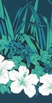 大きなエコカイロ用カバー アロハデザイン№020【日本国内から発送】