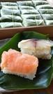 青葉の柿の葉寿司14個入り(鯖・鮭)