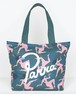 [ by Parra ] musical chairs tote bag