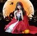 3529ハロウィン衣装 コスチューム コスプレ衣装 レディース 赤ずきんちゃん 大人 女性 吸血鬼 魔女