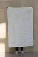 Patchwork Quilt Rug (white)